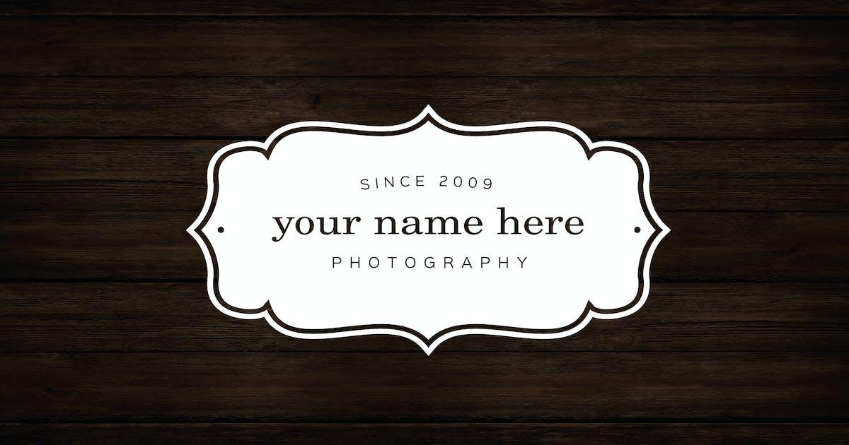 Photography Logo Design by roselindo