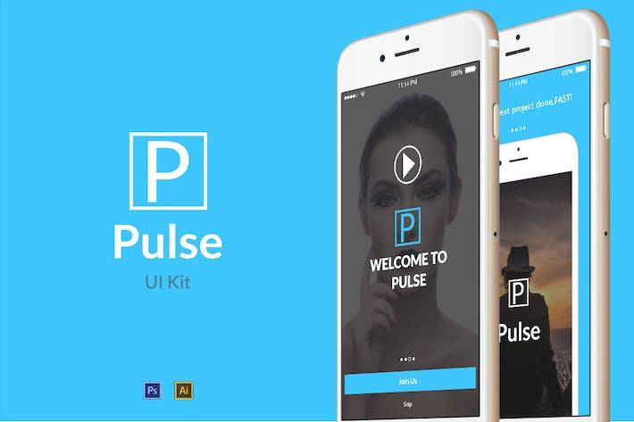 Thumbnail for Pulse UI Kit