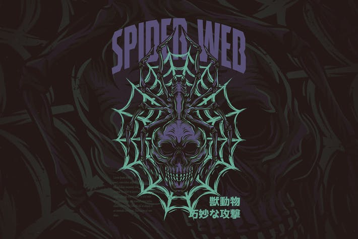 Thumbnail for Spider Web