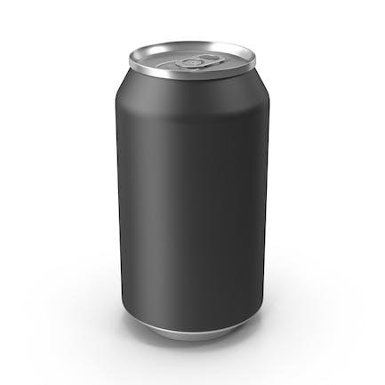 Soda Can Black