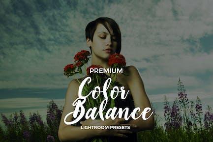 Color Balance Lightroom