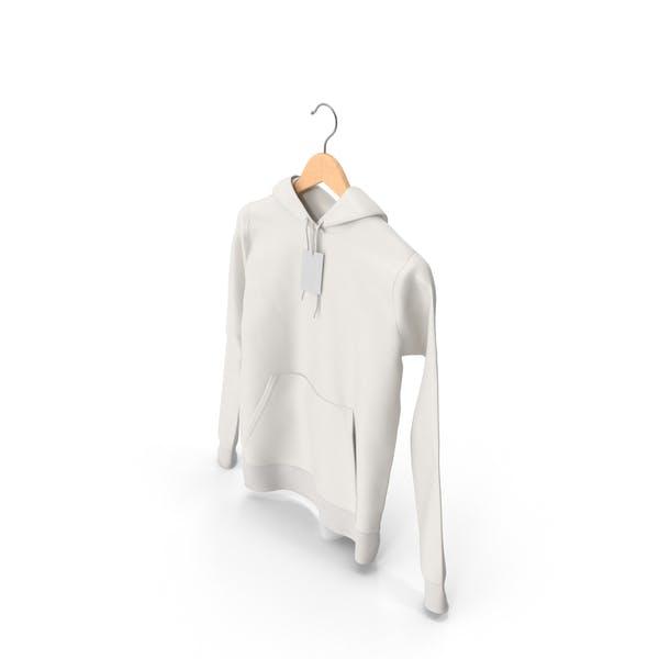 Thumbnail for Male Standard Hoodie on Hanger