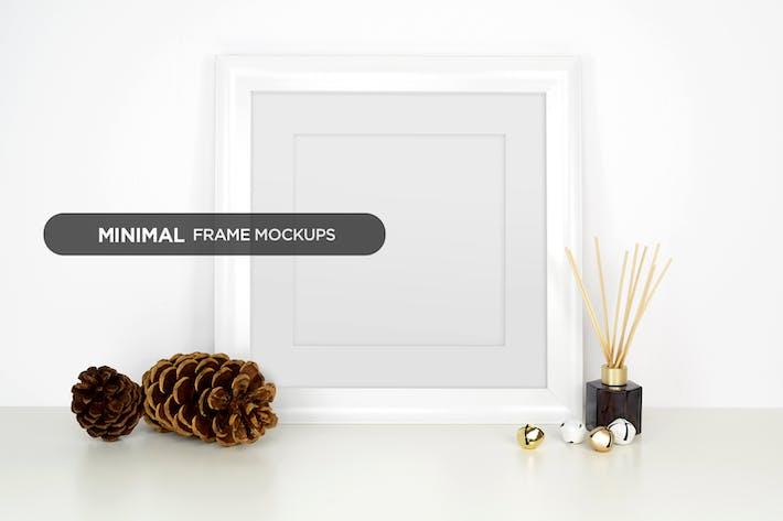 Minimal Frame Mockup psd by itscroma on Envato Elements