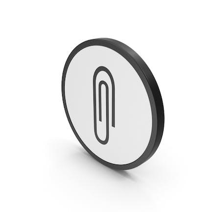 Icon Paper Clip