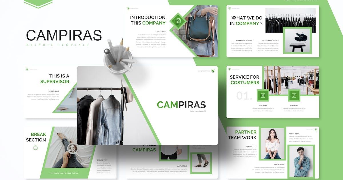 Download Campiras -  Keynote Template by UnicodeID