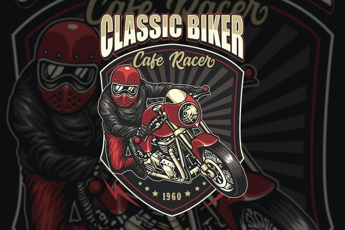 Thumbnail for Classic Biker