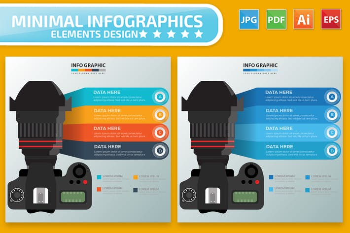 Thumbnail for Camera Infographics