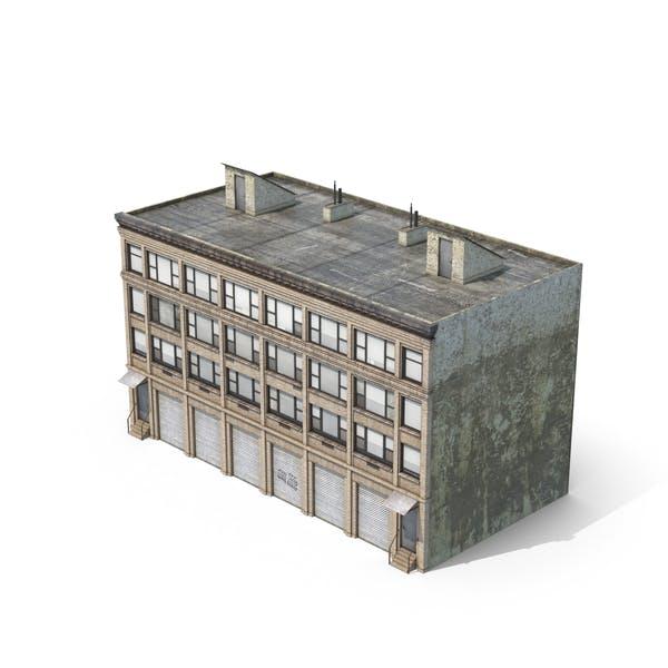 Industrielle Gebäude