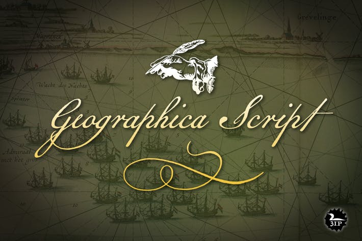 Thumbnail for Geographica Script