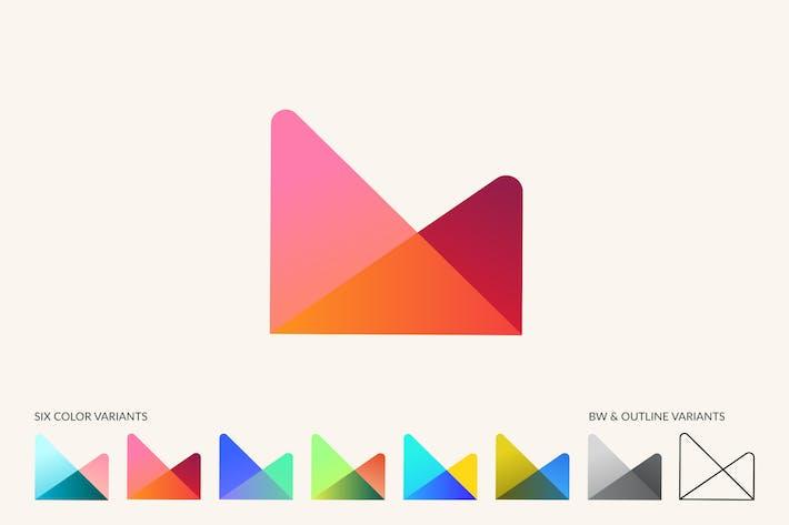 Thumbnail for M Letter Vector Logo