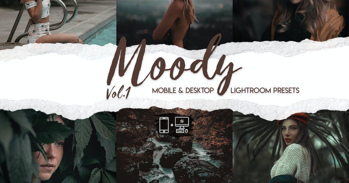 Download Moody Vol. 1 - 15 Premium Lightroom Presets by ClauGabriel