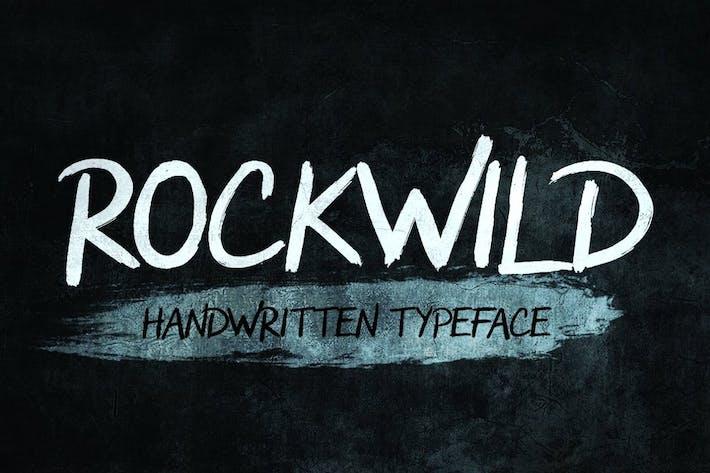 Rockwild - Fuente de acción Handwitten
