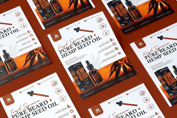 Thumbnail for Flyer sur les produits de chanvre