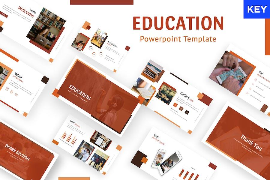 Educator - Keynote Template
