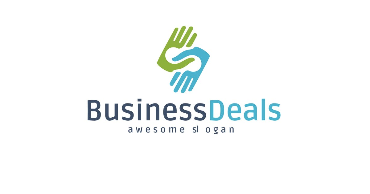 Download Business Deals Logo Template by Be_Themes
