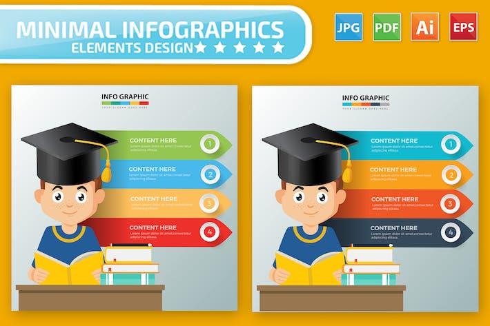 Thumbnail for Дизайн Инфографика образования