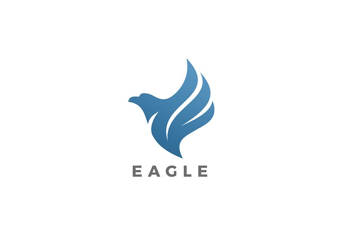 Thumbnail for Eagle Logo Luxury Abstract