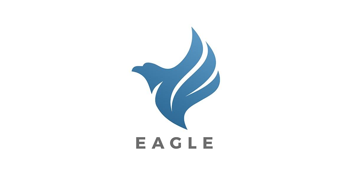 Download Eagle Logo Luxury Abstract by Sentavio