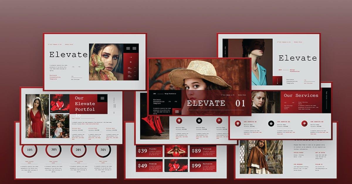 Download ELEVATE Keynote Presentation  VL by alhaytar