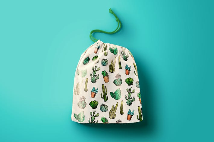 Cover Image For Mexican Cactus Patterns