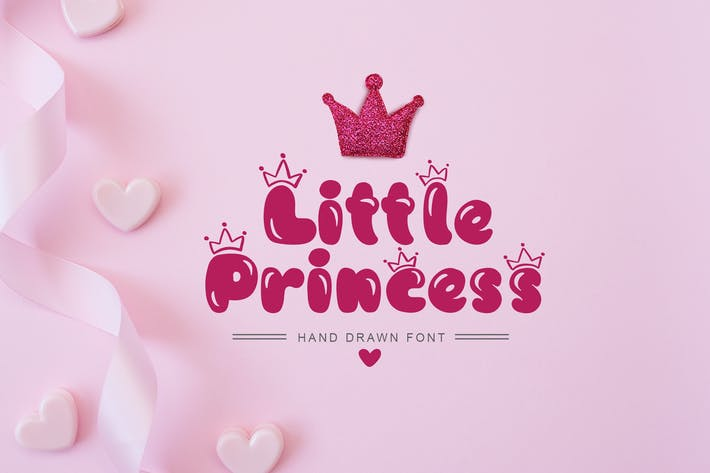 Thumbnail for Pequeña princesa