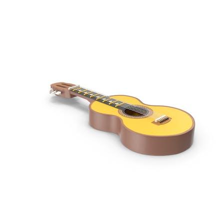 Гитарная игрушка