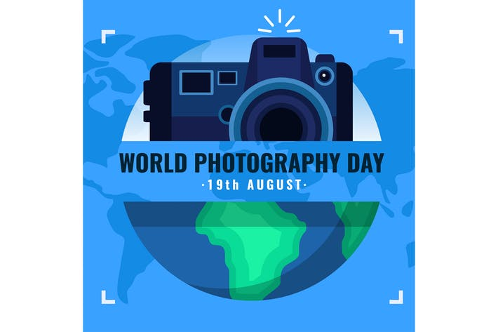 Thumbnail for Flat World Photography Day