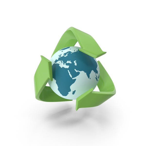 Thumbnail for Recycle with Globe