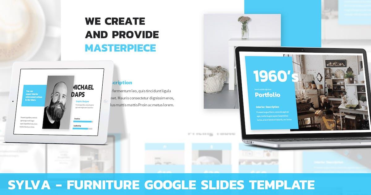 Download Sylva - Furniture Google Slides Template by SlideFactory