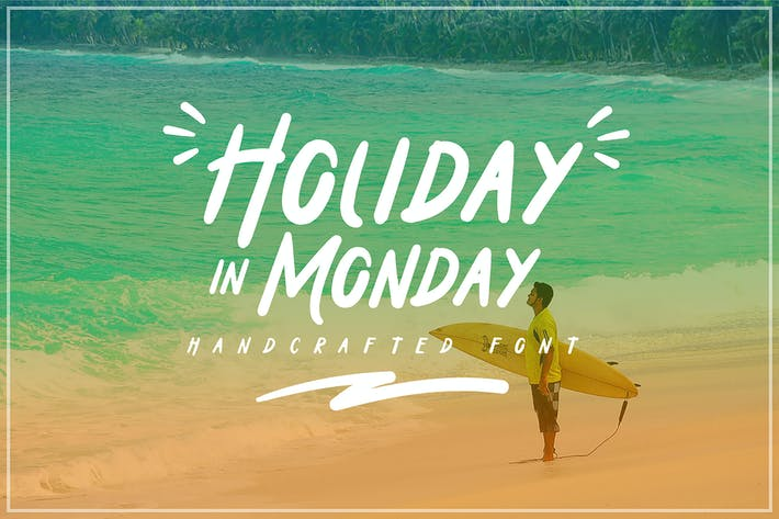 Thumbnail for Holiday in Monday