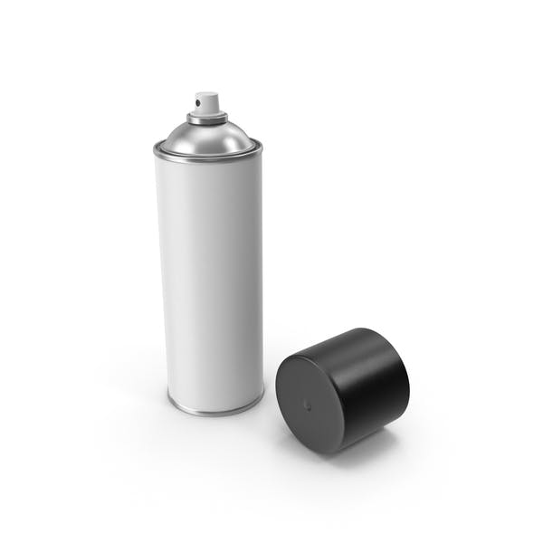 Thumbnail for Spray Paint Can Opened