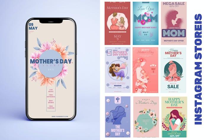 Mother's Day Instagram Stories