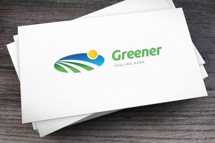 Sunnygreen Logo Template