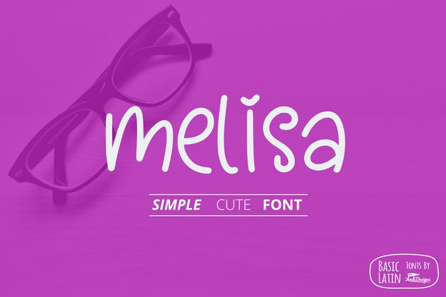 Melisa Fun Font - product preview 0