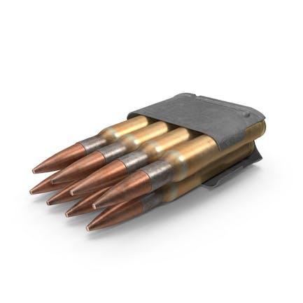 Garand - Clip de munición
