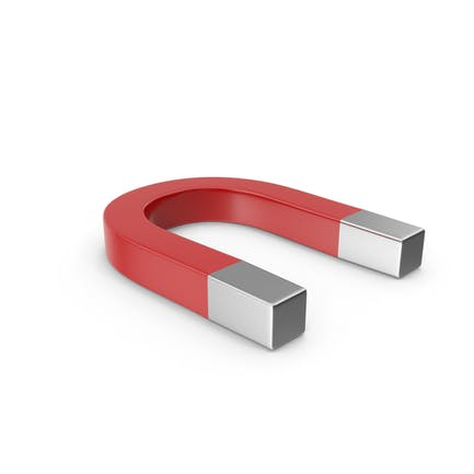 Roter Magnet