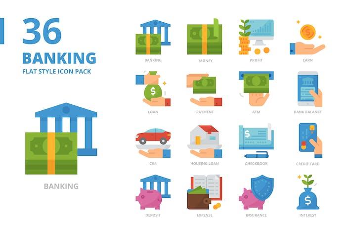Banking Flat