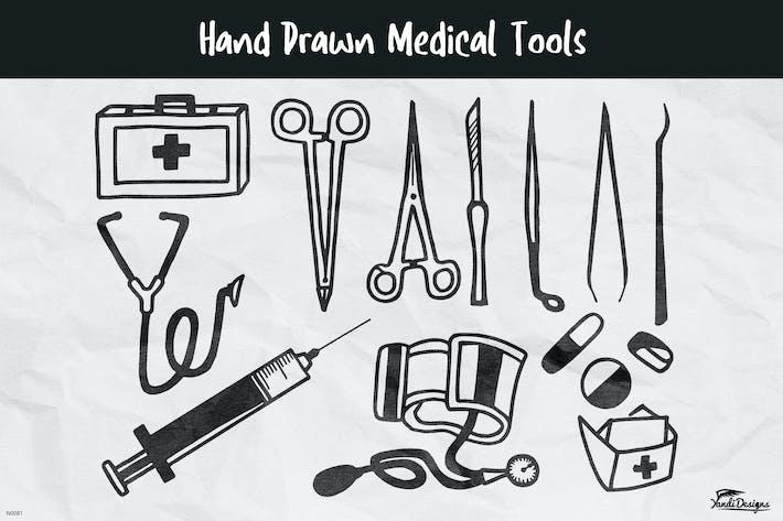 Thumbnail for Hand Drawn Medical Tools