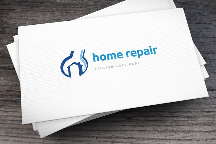 Thumbnail for Home Repair Logovorlage