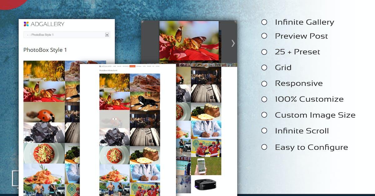 Download AD Gallery - Premium Wordpress Plugin by ad-theme