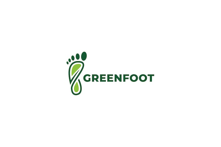 Thumbnail for Green Foot Logo