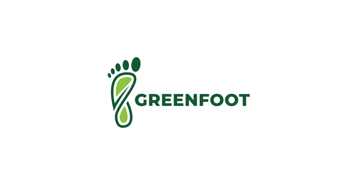 Download Green Foot Logo by 3ab2ou