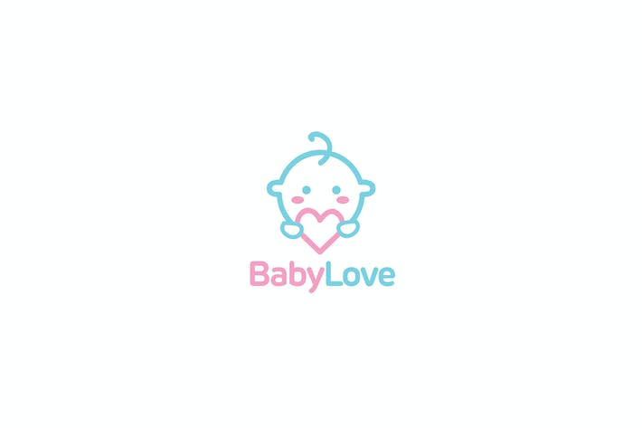Thumbnail for Baby Love Logo