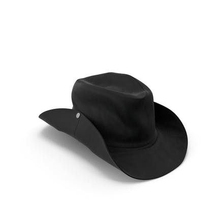 Mens Hat Black
