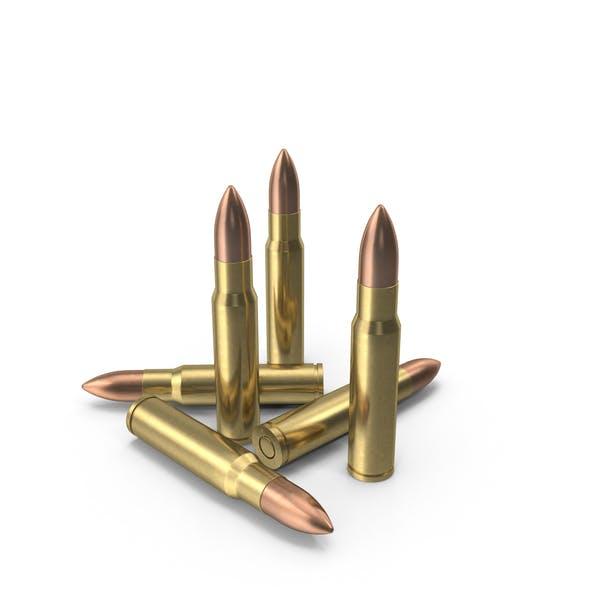 7.62 × 39 mm Cartridges