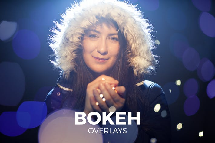 Cover Image For Bokeh Overlays