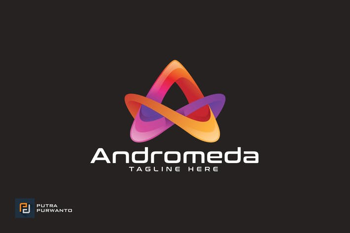 Thumbnail for Andromeda - Logo Template