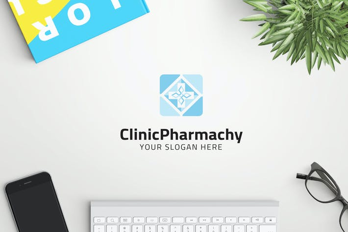 Thumbnail for ClinicPharmachy professional logo