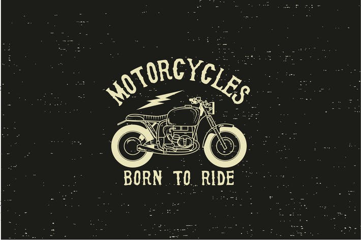 Thumbnail for Motorcycles Logo