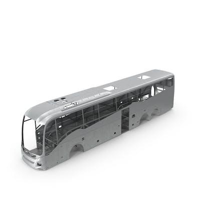 Coach Bus Body Frame